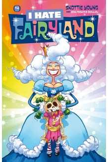 I HATE FAIRYLAND N° 4