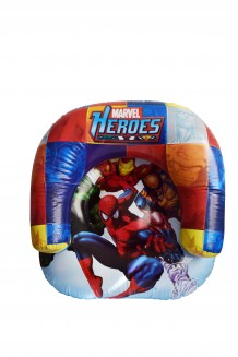 SILLON INFLABLE MARVEL HEROES