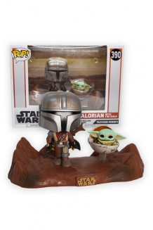 THE MANDALORIAN AND CHILD POP