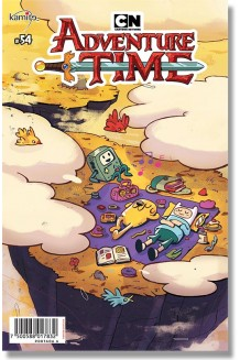ADVENTURE TIME 53-A