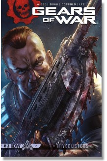 GEARS OF WARS HIVEBUSTERS  3-A