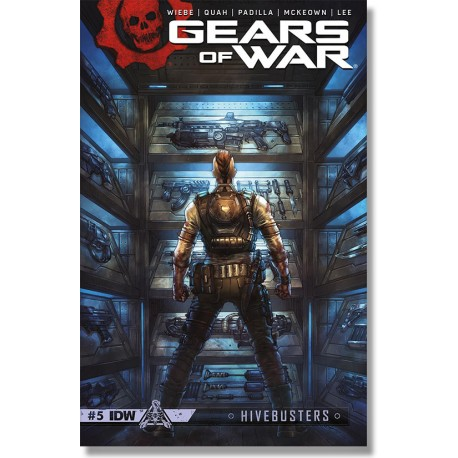 GEARS OF WARS HIVEBUSTERS  5-A