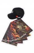 PAQUETE GEARS OF WARS HIVEBUSTERS GORRA-B