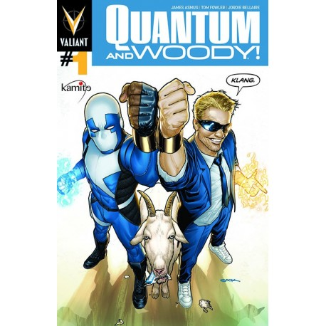 QUANTUM AND WOODY N°1-A