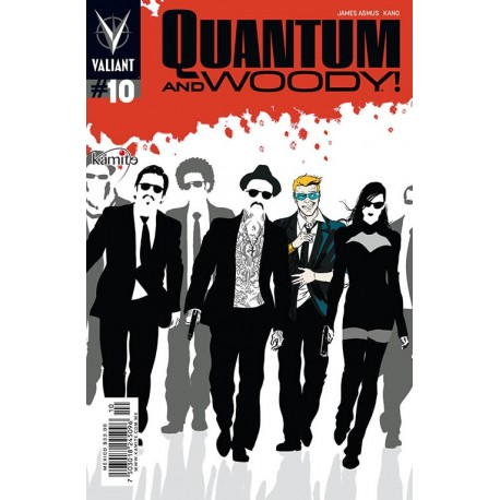 QUANTUM AND WOODY N°10