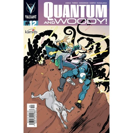 QUANTUM AND WOODY N°12