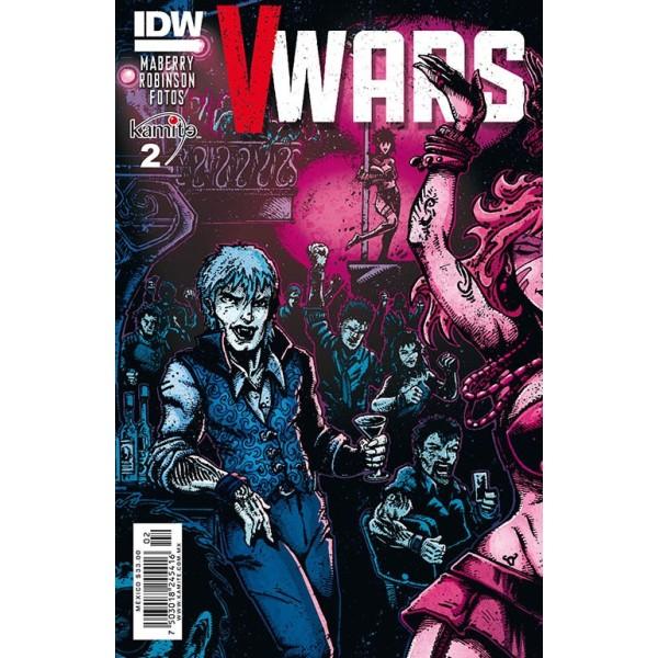 SHADOWMAN N°14