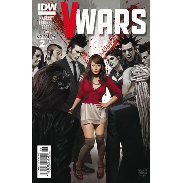 SHADOWMAN N°15