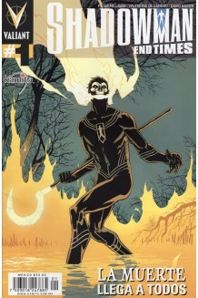 SHADOWMAN END TIMES N°1