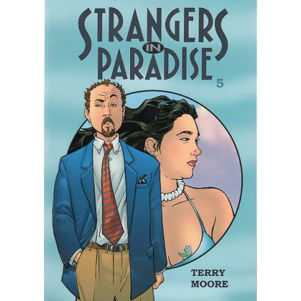 STRANGERS IN PARADISE N°5-AZUL