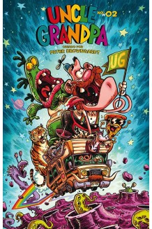 UNCLE GRANDPA N°2-A