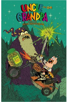 UNCLE GRANDPA N°4-A