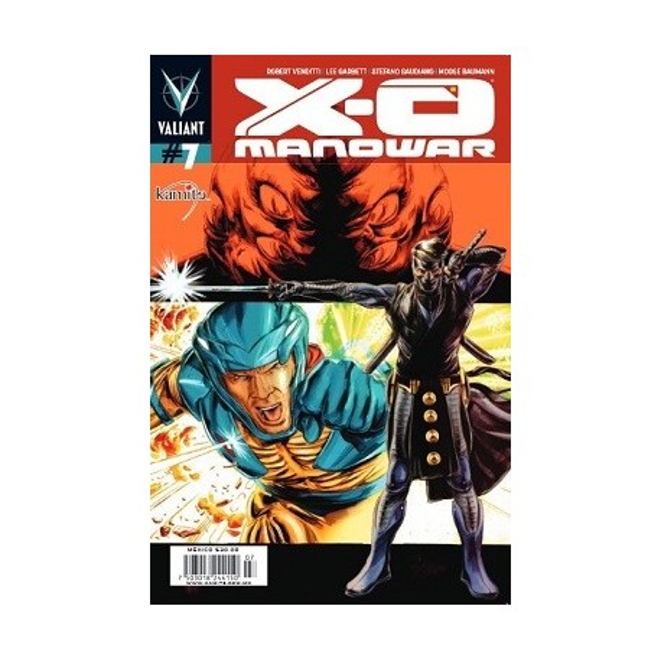 X-O MANOWAR N°7