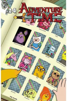 ADVENTURE TIME N°24-A
