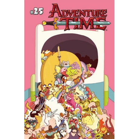 ADVENTURE TIME N°25-A
