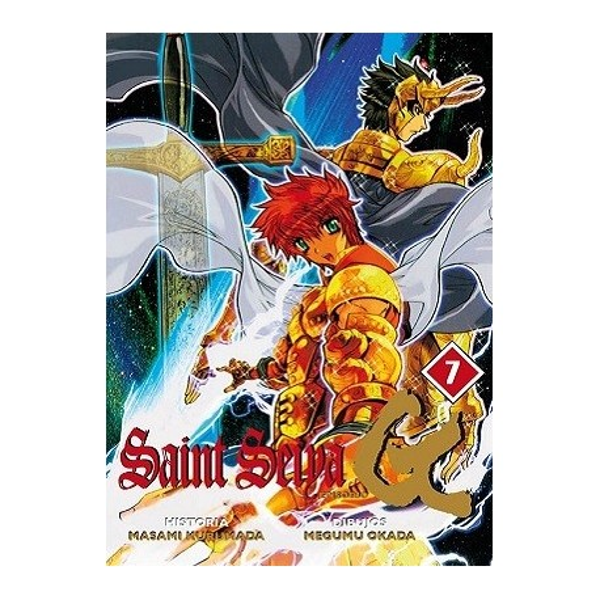 SAINT SEIYA EP-G N°7