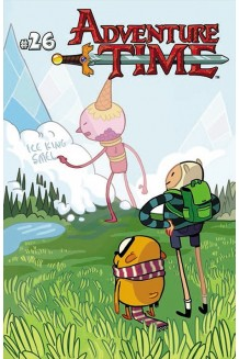ADVENTURE TIME N°26-A