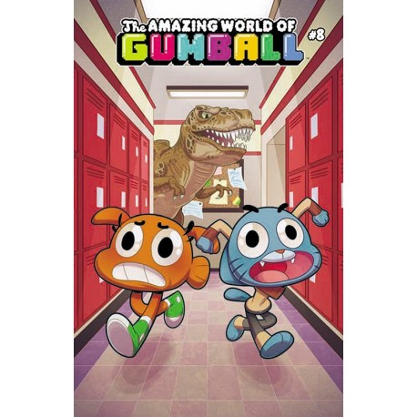 GUMBALL N° 8-A