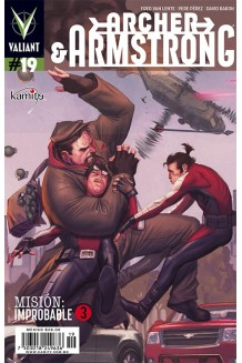 ARCHER AND ARMSTRONG N° 19