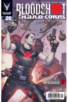 BLOODSHOT N° 20